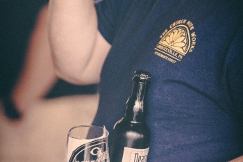 """Call to Arms Brewing Company's inaugural """"Peace & Assist"""" event"""