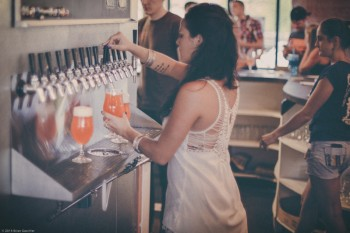 Call to Arms Brewing Company's inaugural